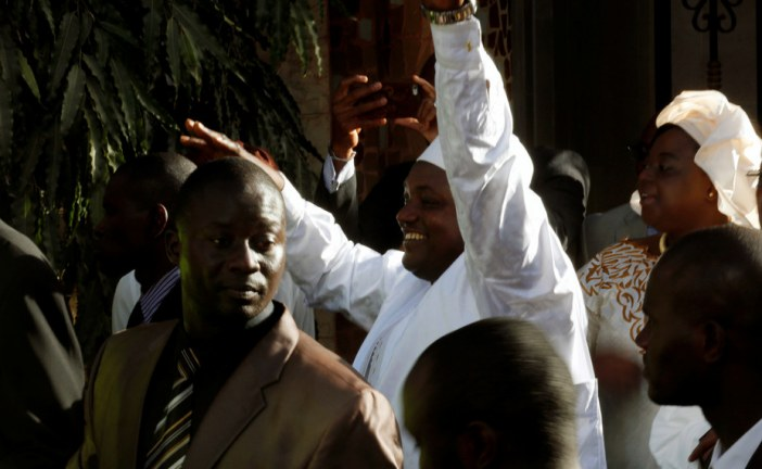 The questionable legality of military intervention in The Gambia