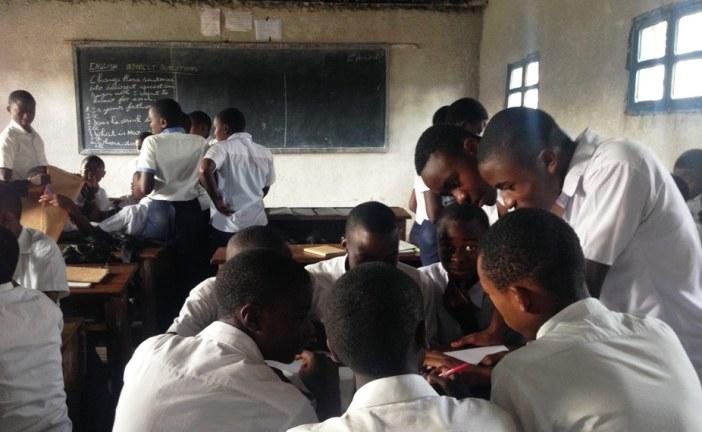 En République Démocratique du Congo, la pédagogie active permet de se réconcilier