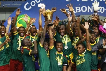 AFRICAN CUP OF NATIONS 2017: Egypt 1-2 Cameroon  THE LIONS ARE INDOMITABLE AGAIN