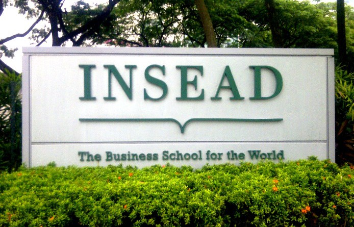 Scholarship for Developing Countries at INSEAD Business School Campuses, 2018