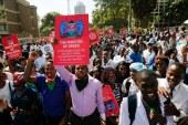 Kenyan doctors' union officials jailed over strike