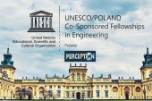 40 UNESCO/POLAND Co-Sponsored Fellowships in Engineering, 2017-2018