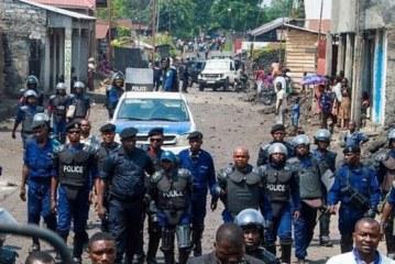 RDC : 4 morts dans l'assaut sur Bundu Dia Kongo
