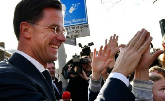 Dutch election: Exit polls show PM Rutte sees of Wilders challenge