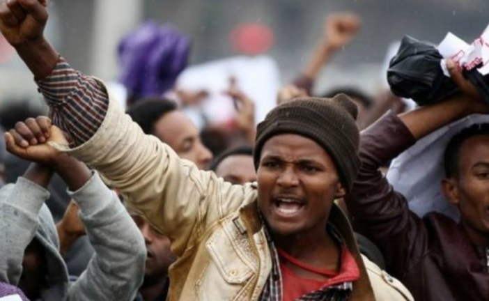 Ethiopia rejects UN investigation over protest deaths