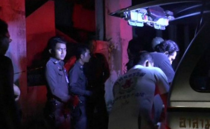Thai man kills baby on Facebook Live then kills himself