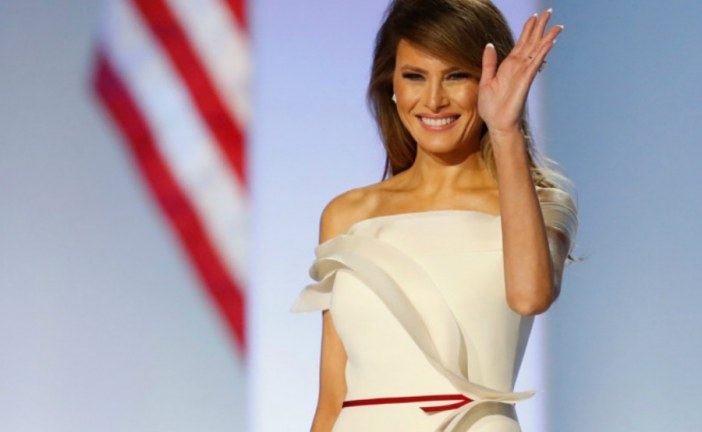Melania Trump wins damages agains Daily Mail over 'escort' allegation