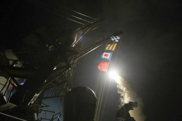 Syrian National Coalition hails US strike on Homs base