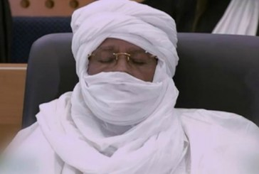 Ex-Chad President's conviction for crimes against humanity upheld by Dakar court