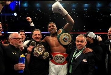 British heavyweight Anthony Joshua retains heavy weight title, defeats Wladimir Klitschko in epic Wembley battle