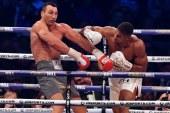 Watch Full fight: Knockout Anthony Joshua VS Wladimir Klitschko