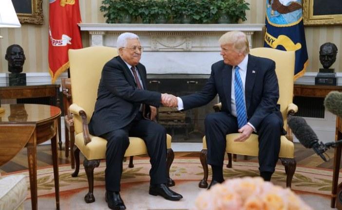 President Trump to work as 'mediator' for Israeli-Palestinian peace