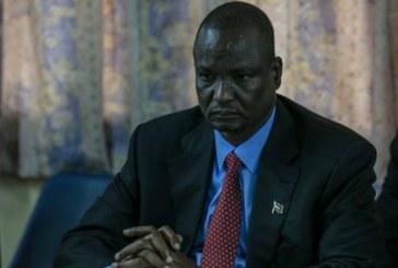 South Sudan VP Taban Deng Gai's convoy attacked