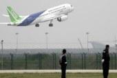 'Made in China' C919 passenger jet takes maiden flight