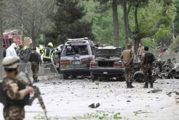 Blast hits NATO convoy in central Kabul