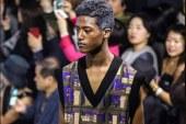 South Korea's first Korean-Nigerian 'black' model