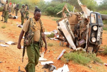 Eight police officers killed by bomb blasts in Kenya
