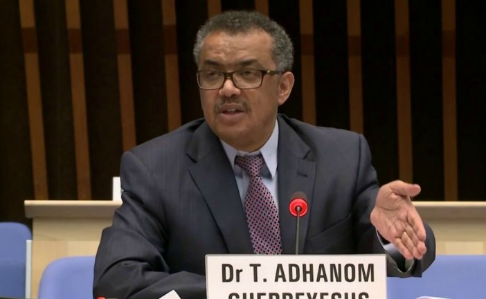 Tedros Ghebreyesus elected as first ever African director-general of WHO