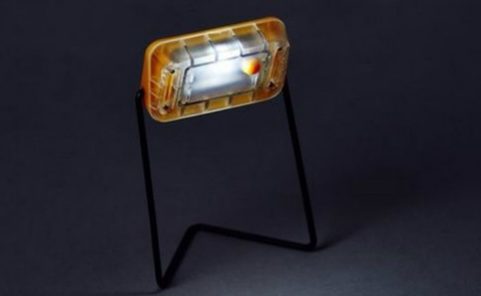 UK firm designs 'world's most affordable solar lamp'