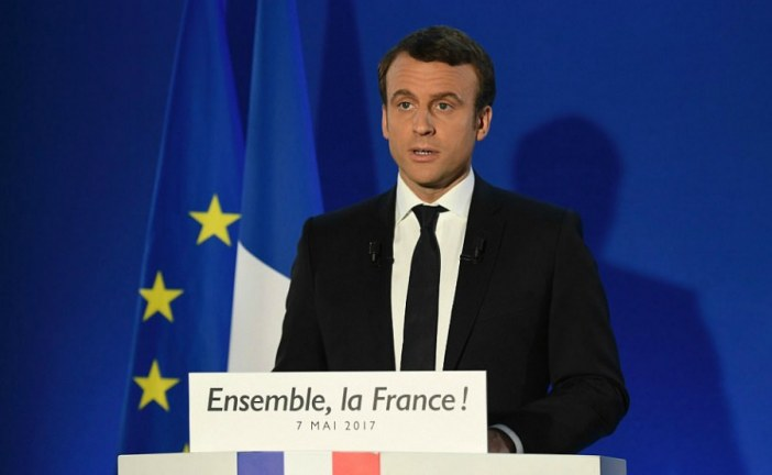 What Emmanuel Macron's win in the French election means for Africa
