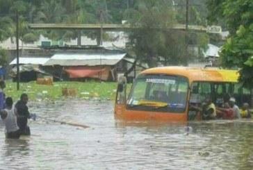 Zanzibar's schools shut because of flooding