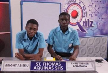 Battle for Ghana's smartest school