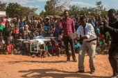 Malawi and Unicef launch drone air corridor