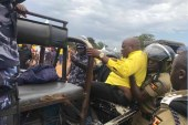 Uganda ruling party candidate briefly arrested