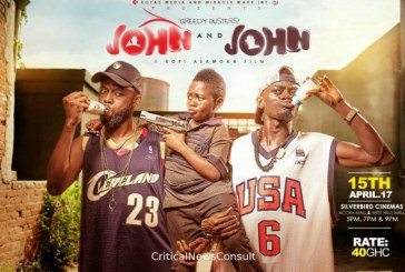 Ghanaian movie 'John vs John' is word for word rip off of 'SKEEM' says South African director