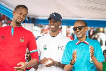 Paul Kagame campaigns in Rutsiro and Karongi