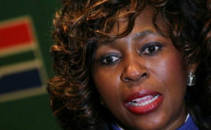 Makhosi Khoza: Zuma critic on party discipline charges