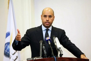 Libya's Khalifa Haftar is not opposed to a role for Saif Gaddafi in national politics