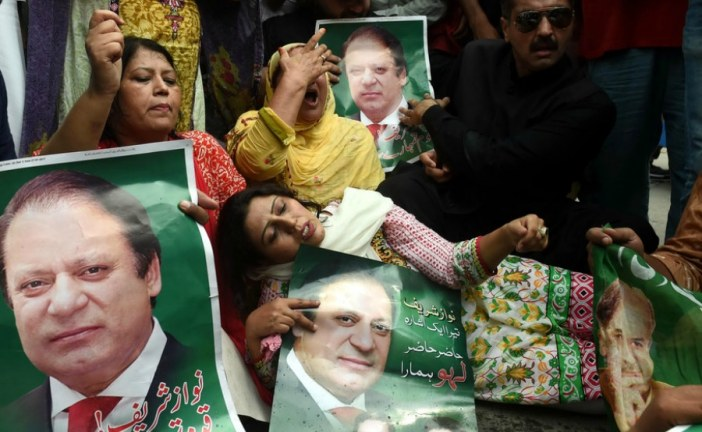 Nawaz Sharif ousted in Pakistan: celebrate, but remember the bigger picture