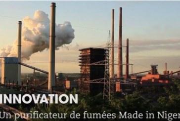 Un jeune inventeur nigérien s'attaque à la pollution de l'air