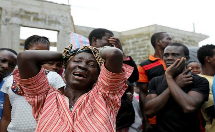 Sierra Leone: Mass burials after devastating Sierra Leone mudslide