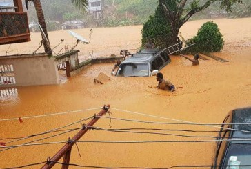 Sierra Leone: More than Three Hundred feared dead in mudslide near Freetown