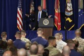 Trump's new Afghanistan strategy gets one thing right but questions remain