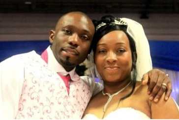 Father of five Omena Ubiaro 38, dies of bowel cancer the day before funeral for his wife Makeda Ubiaro who died of the same disease.
