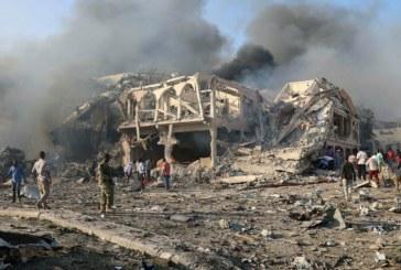 Somalia declares three days of mourning after blast