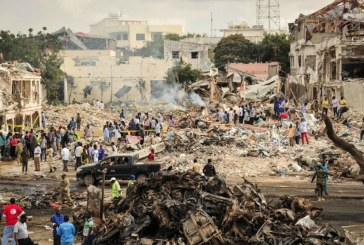 World reacts to 'sickening' Mogadishu bomb attack