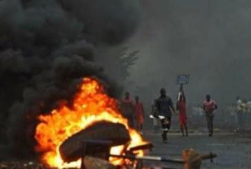 Burundi leaves the ICC