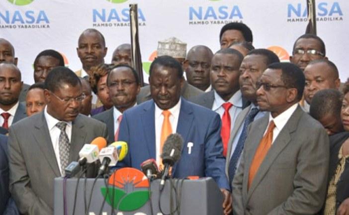 Raila Odinga withdraws from Kenya's  election re-run