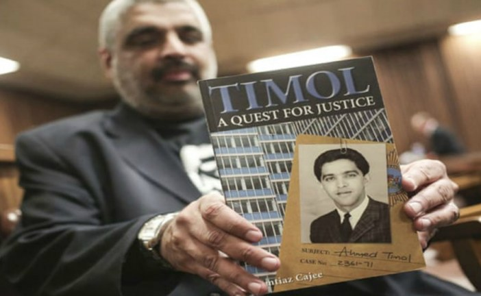 Why the truth about the death of anti-apartheid activist matters