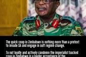 Zimbabwe crisis: President Zuma – Time to swing into action now!!!