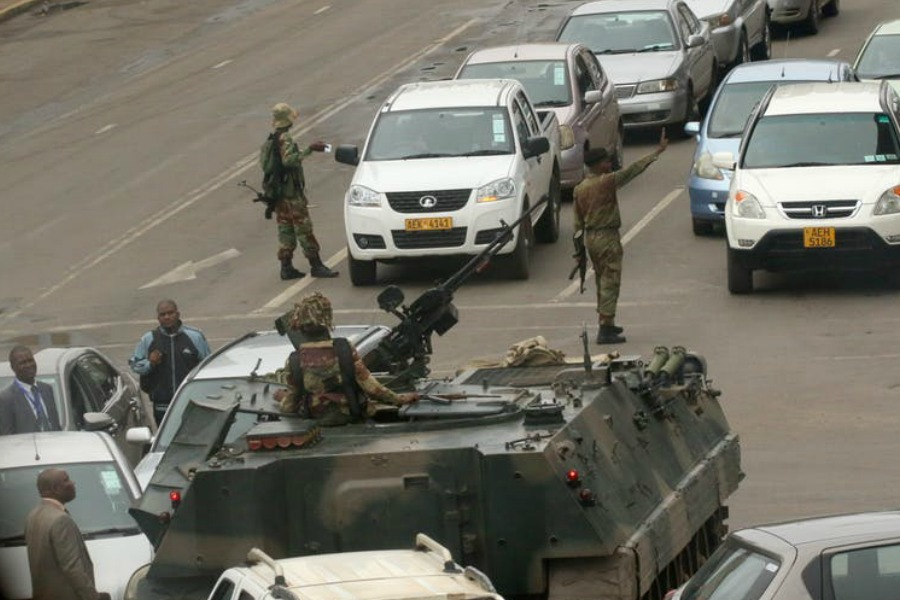 Latin American history suggests Zimbabwe's military coup will turn violent