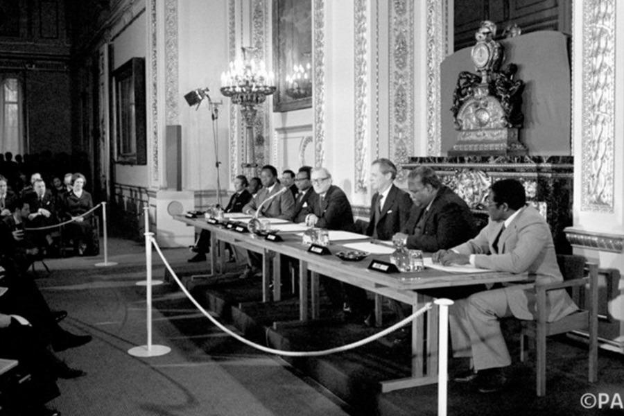 Zimbabwe The Lancaster House Agreement Perception Zimbabwe lancaster house agreement