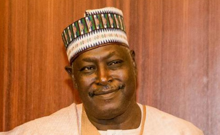Babachir Lawal a senior Nigerian official sacked for corruption