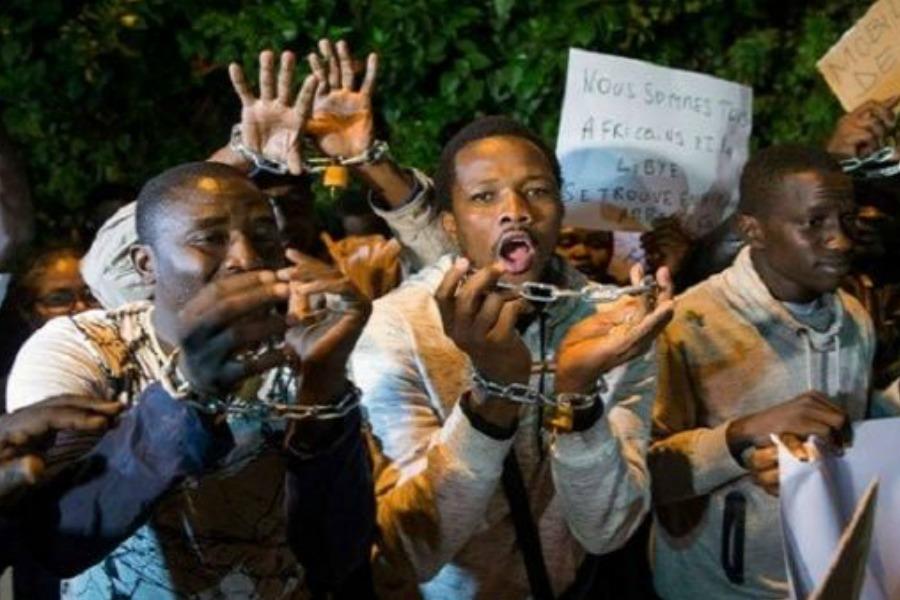 'Fake news': Libya discredits CNN slavery report