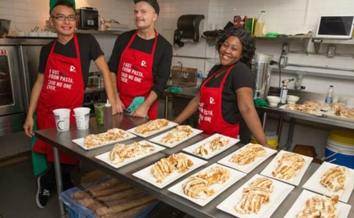 'We want to challenge stigma': The restaurant kitchen where everyone has HIV