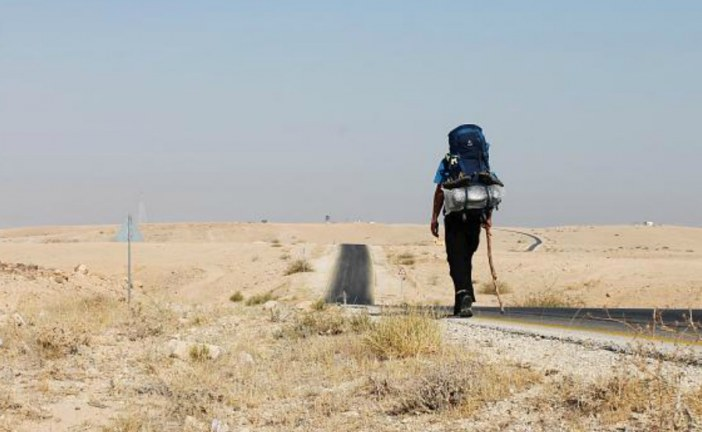 Croatian man walked more than 3,000 km in solidarity with refugees